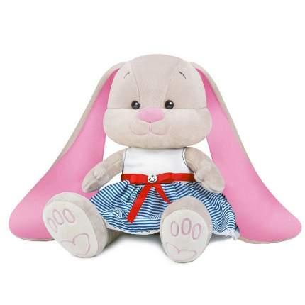 Мягкая игрушка Jack&Lin Морячка, в платье с красным поясом, 25 см