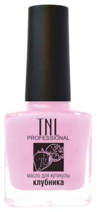 Масло для ногтей TNL Professional Клубника TMK02 10 мл