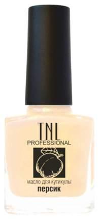 Масло для ногтей TNL Professional Персик TMK04 10 мл