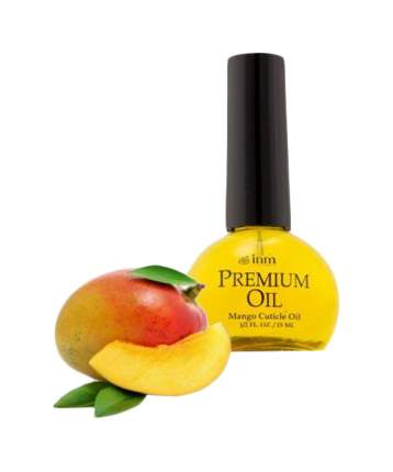 Масло для ногтей INM Premium Oil Mango Сuticle Оil 15 мл