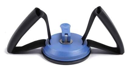 B32183 Упоры многофункциональные для фитнеса с присоской (синий)