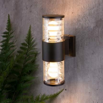 Настенный светильник Elektrostandard 1407 TECHNO черный
