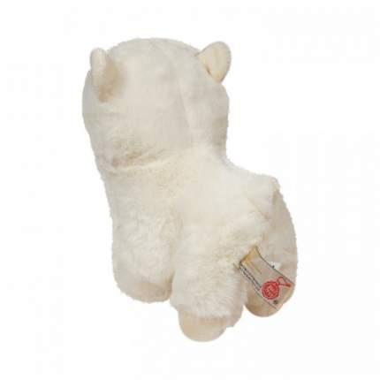 Мягкая игрушка Keel toys лама белая, 22 см