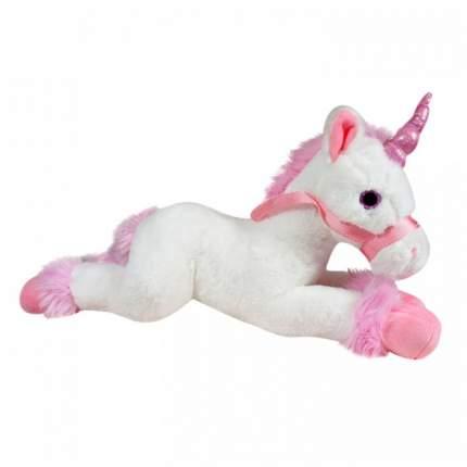 Мягкая игрушка Keel toys единорог белый, 48 см