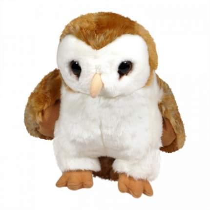 Мягкая игрушка Keel toys сова белая, 18 см