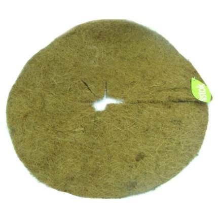 Круг приствольный LISTOK из кокосового волокна D = 45 см