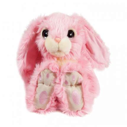 Мягкая игрушка Keel toys Signature кролик розовый, 35 см