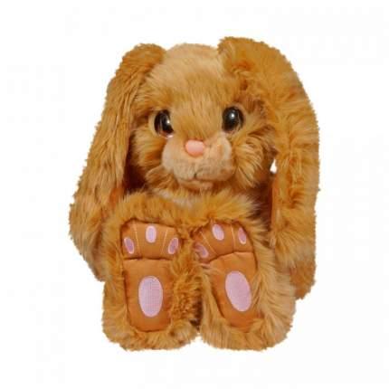 Мягкая игрушка Keel toys Signature кролик коричневый, 35 см