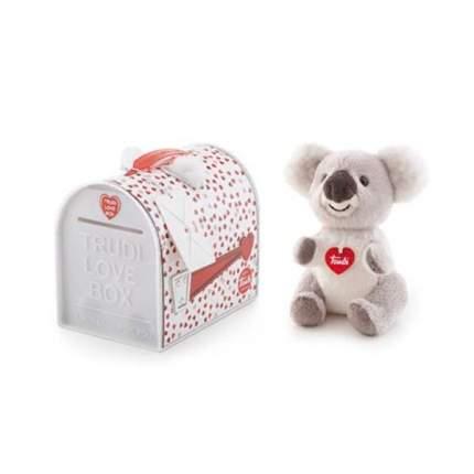 Мягкая игрушка Trudi Коала в почтовом ящике Love boх