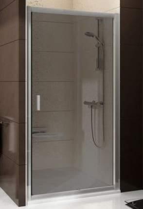 Душевая дверь раздвижная Ravak Blix BLDP2-100 белый+грейп, 0PVA0100ZG