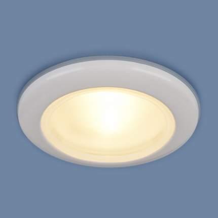 Встраиваемый светильник Elektrostandard 1080 MR16 WH белый