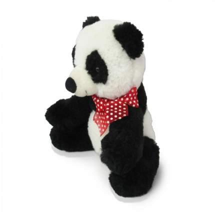 Игрушка мягкая Bebelot Панда с бантиком, 17 см