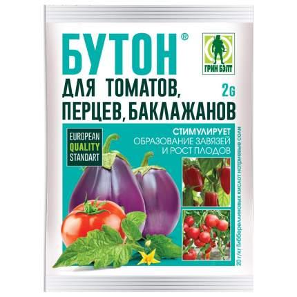 Фитогормон универсальный Грин Бэлт Бутон для томатов, перцев, баклажанов 52177 0,002 кг