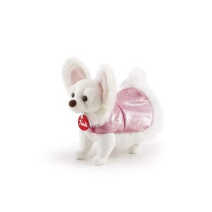 Мягкая игрушка Trudi Чихуахуа в розовом платье, 23 см