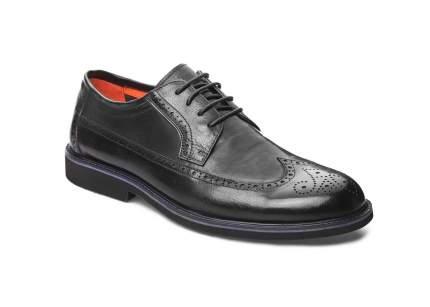 Туфли мужские El Tempo CRS153_RS-QA82-S6 черные 45 EU