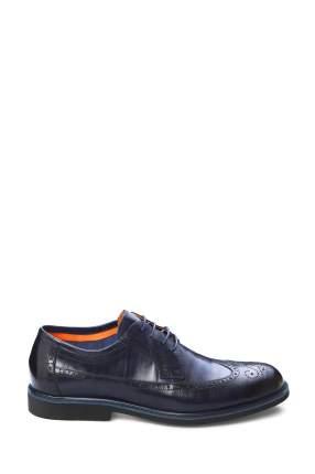 Туфли мужские El Tempo CRS153_RS-QA82-S6 синие 45 EU