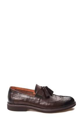 Лоферы мужские El Tempo CRS153_RS-QA82-S9 коричневые 40 EU