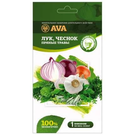 Минеральное удобрение комплексное AVA 210931 для Лука,чеснока и пряных трав 0,1 кг