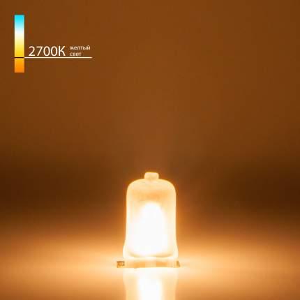 Лампа галогенная G9 40W матовая Elektrostandard 4690389001727 (a023948)