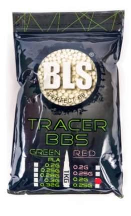 Шарики пластиковые 6 мм BLS 0.20 гр (1 кг) трассерные