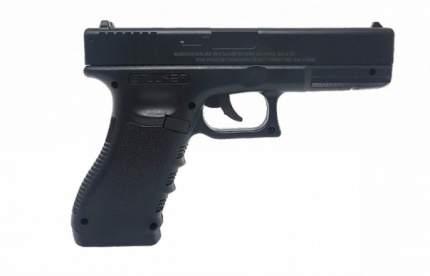 Пневматический пистолет Stalker S17 (Glock17) металл, пластик, черный 4,5 мм