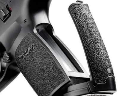Пневматический пистолет SIG Sauer P320 4.5 мм (P320-177-BLK)