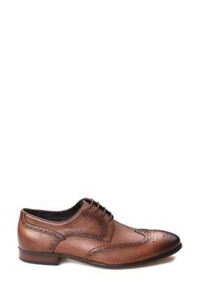 Туфли мужские El Tempo CVD7_A0073-201 коричневые 39 EU
