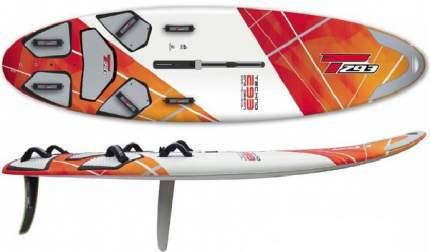 Доска виндсерфинг BIC Sport TECHNO 293 OD V2 (включает: шарнир, петли, плавник, шверт)