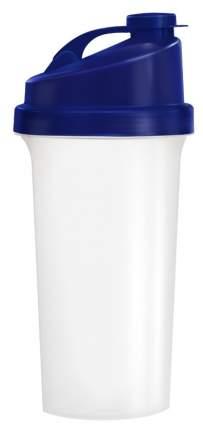 Be First Спортивный шейкер без логотипа 700 мл (Синий, TS-11037-Blue-NL)