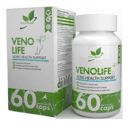 Специальная добавка NaturalSupp Venolife 60 капсул