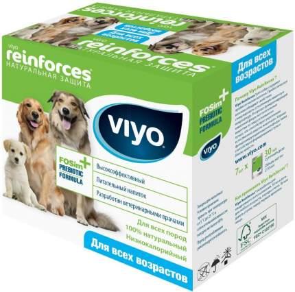 Напиток пребиотический для собак всех возрастов Viyo Reinforces All Ages Dog, 30 мл