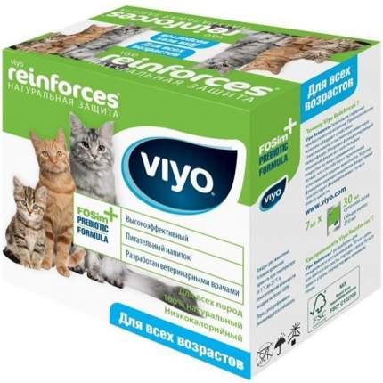 Напиток пребиотический для кошек всех возрастов Viyo Reinforces All Ages Cat, 30 мл