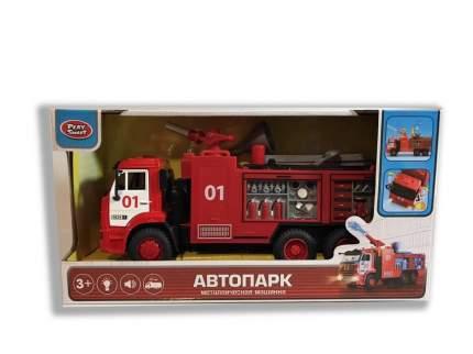 Металлическая пожарная машина Play Smart Автопарк А79167