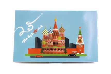 Сувенирный набор спичек Красный Маяк День защитника отечества