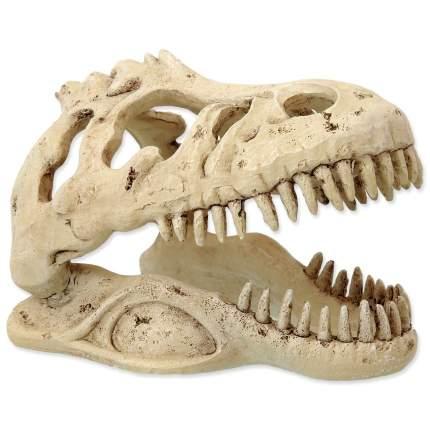 Убежище-декор Череп тираннозавра Рекса для террариума
