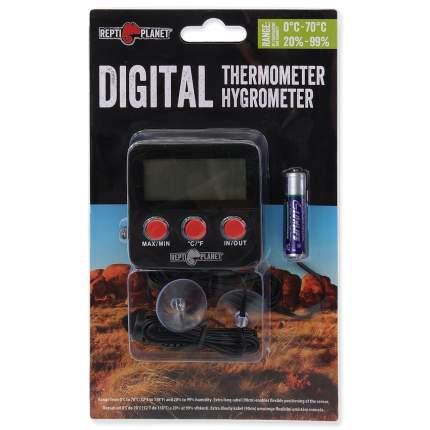 REPTI PLANET ЖК-термометр / гигрометр для наружного монтажа, электронный