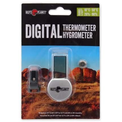 REPTI PLANET ЖК- термометр / гигрометр, электронный