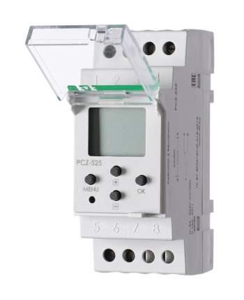 "Реле времени ""PCZ-525"" одноканальное, астрономическое Евроавтоматика F&F EA02.002.005"
