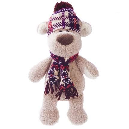 Мягкая игрушка Fluffy Family Пес Филька в Шапке 681385