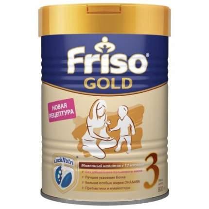 Молочная смесь Friso Gold 3 LockNutri с 12 месяцев 800