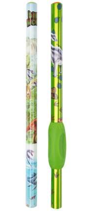 Набор простых карандашей с насадкой Depesche Dino World 2 штуки (047183/007183)