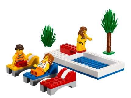 Конструктор LEGO 9389 Городская жизнь