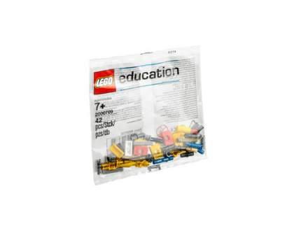 Набор с запасными частями LEGO 2000709 LE Машины и механизмы 2, для набора 9686
