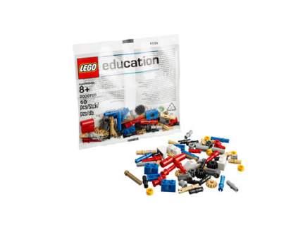 Набор с запасными частями LEGO 2000708 LE Машины и механизмы 1, для набора 9686