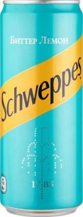 Напиток Schweppes Биттер Лемон 330мл