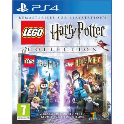 Игра Lego Harry Potter Collection PS4 для PlayStation 4