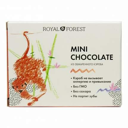 Шоколад Royal Forest из обжаренного кэроба 30г