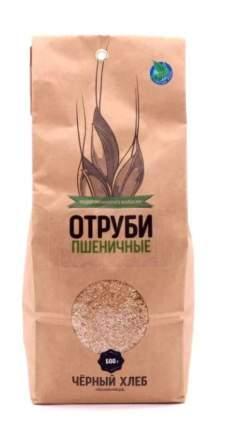 Отруби Черный хлеб пшеничные био 500г