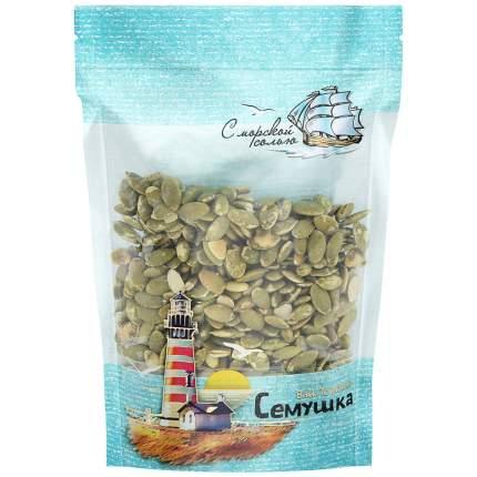 Семена тыквы Семушка очищенные жареные соленые 110 г