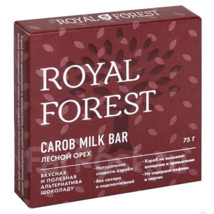 Шоколад Royal Forest Лесной орех 75 г